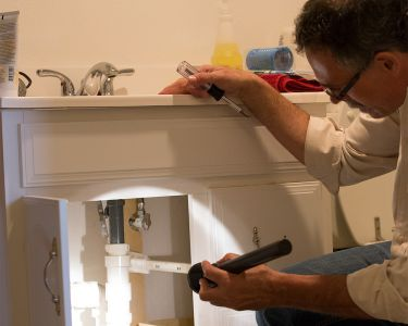 Home inspection photo from Right Angle Home Inspection Services
